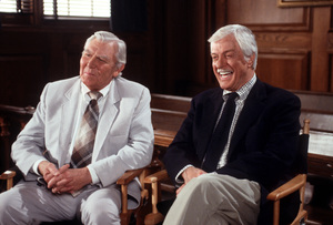 """Diagnosis Murder""Andy Griffith and Dick Van Dyke1993 - Image 13671_0048"
