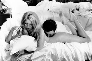 """Femmes, Les""Brigitte Bardot, Maurice Ronet1969 Ascot - Image 13678_0002"