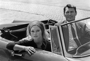 """Contempt""Brigitte Bardot, Jack Palance1963 Embassy** I.V. - Image 13683_0009"