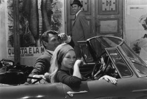 """Contempt""Brigitte Bardot, Jack Palance1963 Embassy** I.V. - Image 13683_0012"