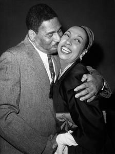 Josephine Baker With Frederick O