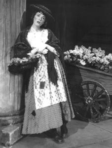 """My Fair Lady"" Broadway Production, 1967Julie Andrews **I.V. - Image 13714_0002"