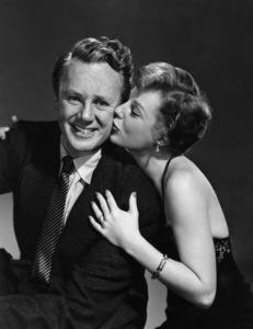 """""""Remains to Be Seen""""Van Johnson, June Allyson1953 MGM - Image 13717_0002"""