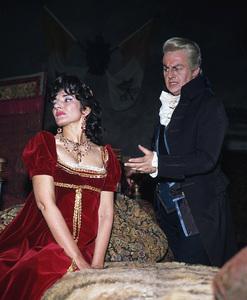 "Maria Callas and Tito Gobbiin ""Tosca"" Act 2 1964**I.V. - Image 13732_0005"