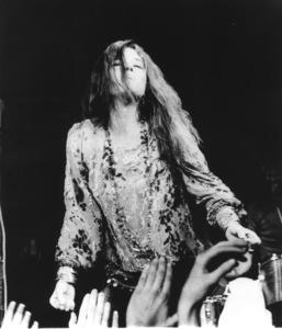 Janis Joplin at Madison SquareGarden, 1969. - Image 13762_0002