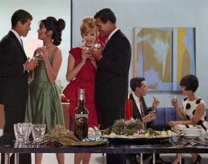 Parties (Pedigree scotch ad)1965© 1978 Sid Avery - Image 13763_0001
