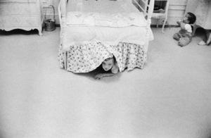 Caroline Kennedy and John Kennedy Jr. in the White Housecirca 1961© 2012 Mark Shaw - Image 13772_0002