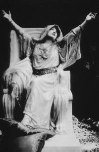 "Sarah Bernhardton the stage production of ""Cleopatra""c. 1875**I.V. - Image 13788_0001"