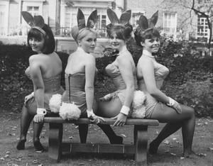 Playboy Bunniesin LondonSeptember 9, 1965 - Image 13801_0006