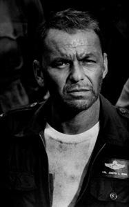"""Frank Sinatra, portrait for """"Von Ryan"""