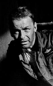 """Frank Sinatra, portrait for""""Von Ryan"""