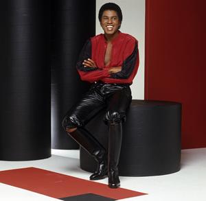 Jermaine Jackson1981 © 2009 Bobby Holland - Image 13830_0008