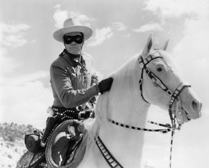 Clayton Moore, LONE RANGER, THE, Warner Bros., 1956, **I.V. - Image 1384_0008