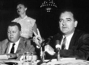 Senator Joseph McCarthyc. 1950**I.V. - Image 13842_0001