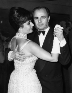 Prince Aly Khan and Elizabeth Taylor1959 - Image 13851_0004