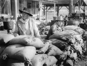 """The Comancheros""John Wayne, Patrick Wayne1961 20th Century Fox - Image 13897_0003"
