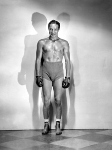 """Max Baer, Heavyweight Champion""""Prizefighter and the Lady""""MGM 1933 Photo by C.S. Bull**I.V. - Image 13912_0004"""