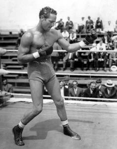 Max BaerHeavyweight Boxing ChampionTraining, 1933**I.V. - Image 13912_0005