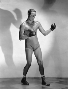 """Max Baer, Heavyweight Champion""""The Prizefighter and the Lady""""MGM, 1933**I.V. - Image 13912_0007"""