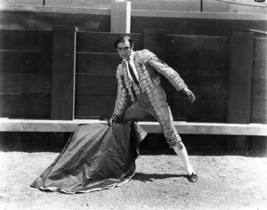 """""""Blood and Sand""""Rudolph Valentino1922 Paramount Pictures** I.V. - Image 13915_0009"""