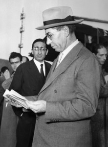 """Charles """"Lucky"""" Luciano in Italy1954 - Image 13924_0004"""