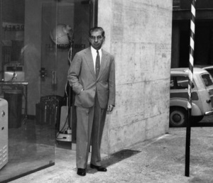 """Charles """"Lucky"""" Luciano in Rome1955 - Image 13924_0007"""