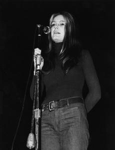 Gloria SteinemC. 1970 - Image 13940_0003