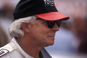 """Toyota Pro / Celebrity Race: Long Beach Grand Prix""Kenny Stabler © 1994 Jonathan Nourok - Image 1397_0018"