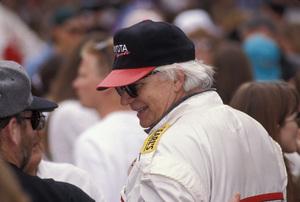 """Toyota Pro / Celebrity Race: Long Beach Grand Prix""Kenny Stabler © 1994 Jonathan Nourok - Image 1397_0019"
