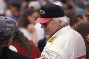 """Toyota Pro / Celebrity Race: Long Beach Grand Prix""Kenny Stabler © 1994 Jonathan Nourok - Image 1397_0020"