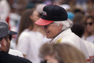 """Toyota Pro / Celebrity Race: Long Beach Grand Prix""Kenny Stabler © 1994 Jonathan Nourok - Image 1397_0021"
