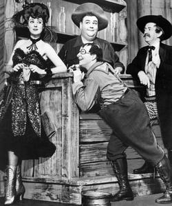 """Star and Garter"" (Stage Play)Gypsy Rose Lee, Eppy Pearson, Bobby Clark, Joe Lyonscirca 1942 - Image 13975_0001"