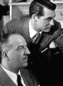"""Notorious"" Louis Calhern, Cary Grant1946 RKO - Image 1398_0004"