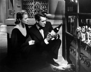 """Notorious""Ingrid Bergman, Cary GrantRKO 1946**I.V. - Image 1398_0061"
