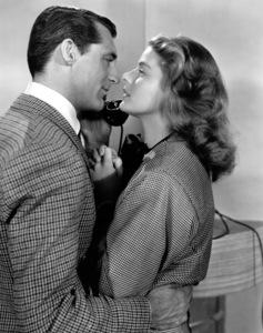 """Notorious""Cary Grant, Ingrid Bergman1946**I.V. - Image 1398_17"