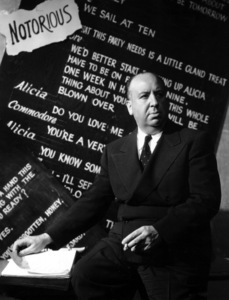 """""""Notorious""""Alfred Hitchcock1946**I.V. - Image 1398_51"""