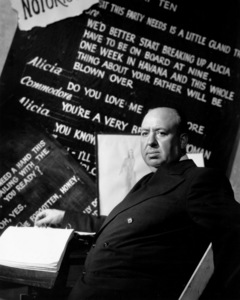 """""""Notorious""""Alfred Hitchcock1946**I.V. - Image 1398_52"""