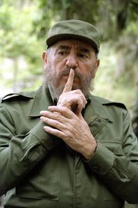 Fidel Castro in the Sierra Maestras in Cuba1996© 1996 Patrick D. Pagnano - Image 14001_0001