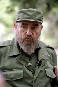 Fidel Castro in the Sierra Maestras in Cuba1996© 1996 Patrick D. Pagnano - Image 14001_0007