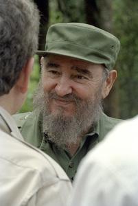 Fidel Castro in the Sierra Maestras in Cuba1996© 1996 Patrick D. Pagnano - Image 14001_0008