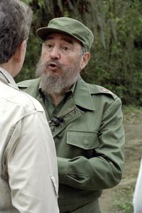 Fidel Castro in the Sierra Maestras in Cuba1996© 1996 Patrick D. Pagnano - Image 14001_0009