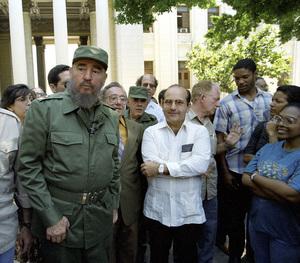 Fidel Castro at The University of Cuba, Havana1996© 1996 Patrick D. Pagnano - Image 14001_0021