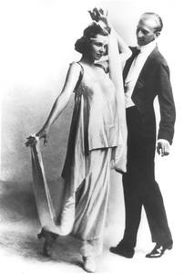 Vernon and Irene Castle1939 - Image 14002_0001