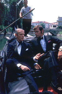 """""""It Takes A Thief""""Fred Astaire, Robert Wagner1969 ABC © 1978 Gene Trindl - Image 14014_0004"""