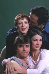 """""""Bob & Carol & Ted & Alice""""Anita Gillette,David Spielberg,Robert Urich,Anne Archer1973 ABC © 1978 Gene Trindl - Image 14033_0003"""