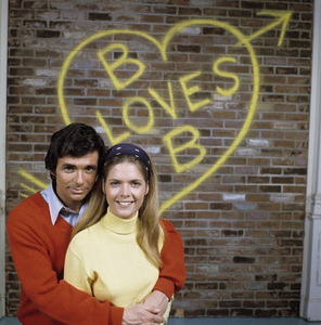 """Bridget Loves Bernie""Meredith Baxter, David Birney1972** H.L. - Image 14054_0005"