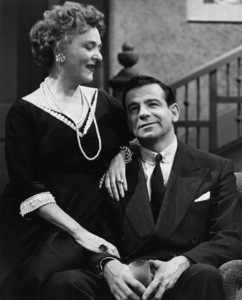 """The United States Steel Hour"" (Late Date)Jessie Royce Landis, Walter Matthau04-13-1954© 1978 George E. Joseph - Image 14079_0001"