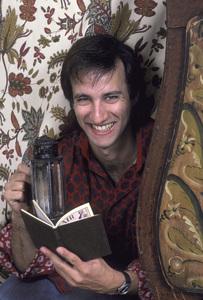 Bronson Pinchot at home1986 © 1986 Gene Trindl - Image 14099_0002