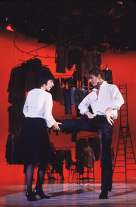 """Baryshnikov On Broadway With Liza Minnelli,""1980. © 1980 Gene Trindl - Image 14103_0002"