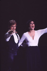 """Baryshnikov On Broadway With Liza Minnelli,""1980. © 1980 Gene Trindl - Image 14103_0005"